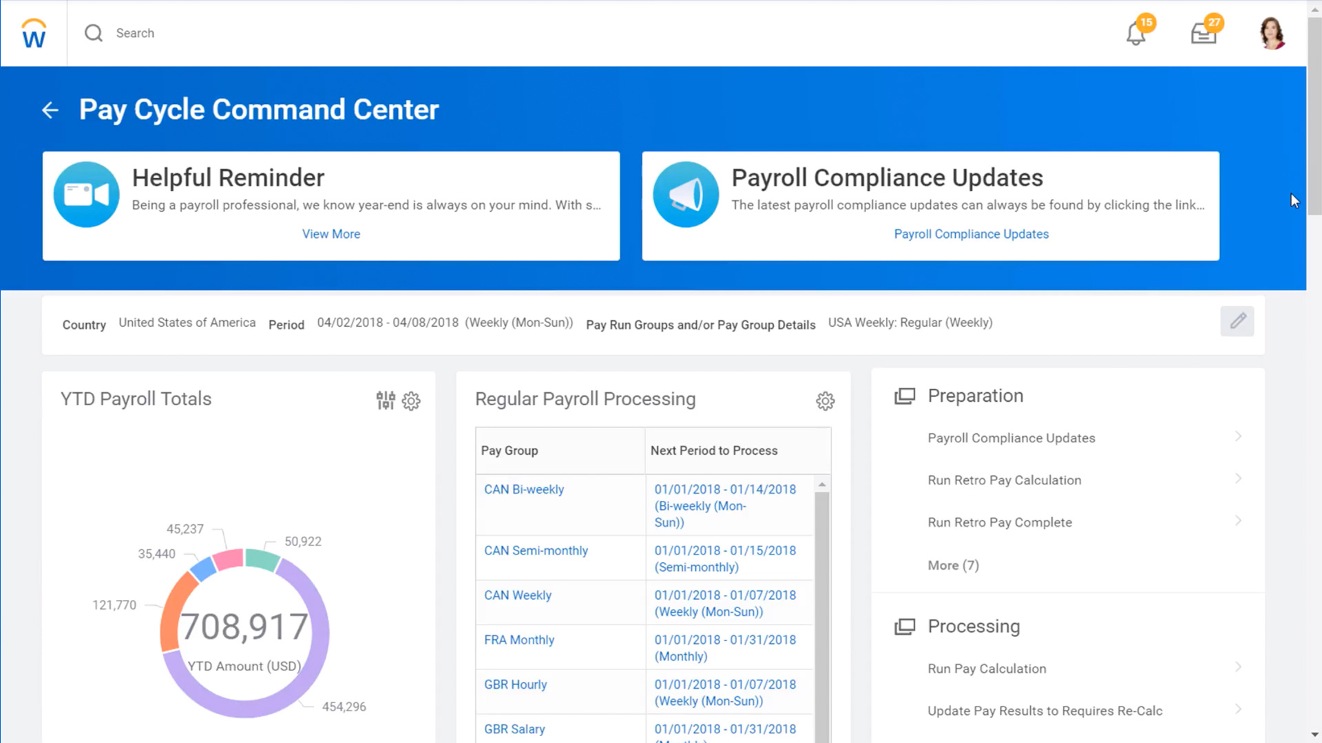 Webinar: Workday Payroll Software
